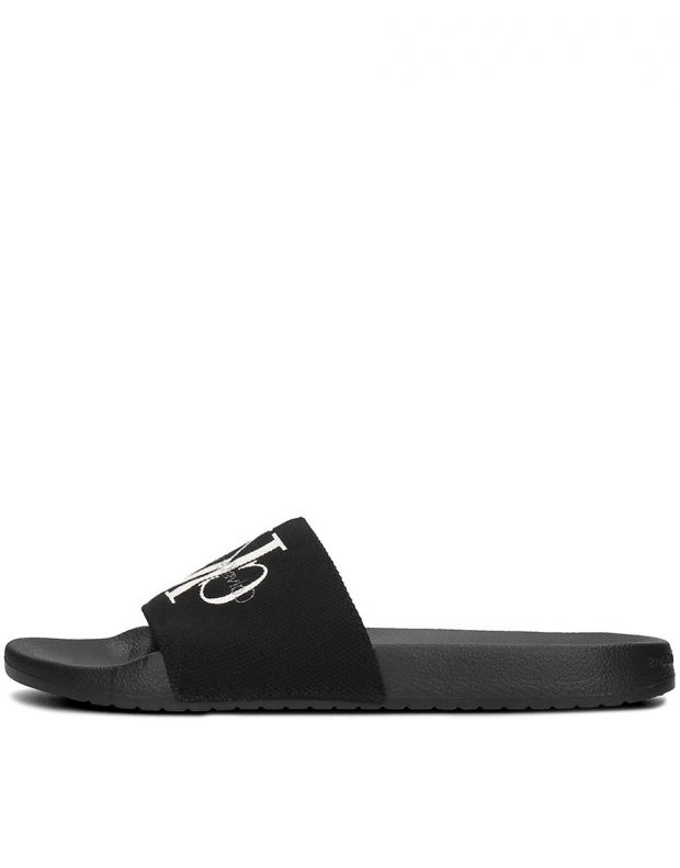 CALVIN KLEIN Viggo Flip Flops Black - SE8535001 - 1
