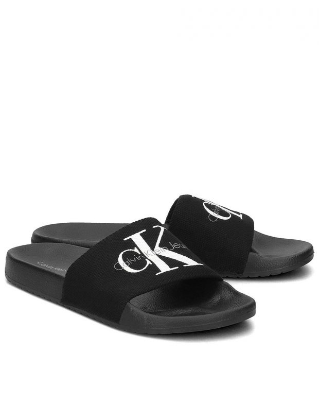 CALVIN KLEIN Viggo Flip Flops Black - SE8535001 - 3