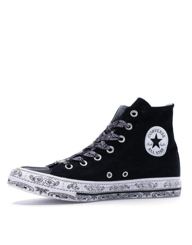 CONVERSE x Miley Cyrus Chuck Taylor All Star Hi Black - 162234C - 3