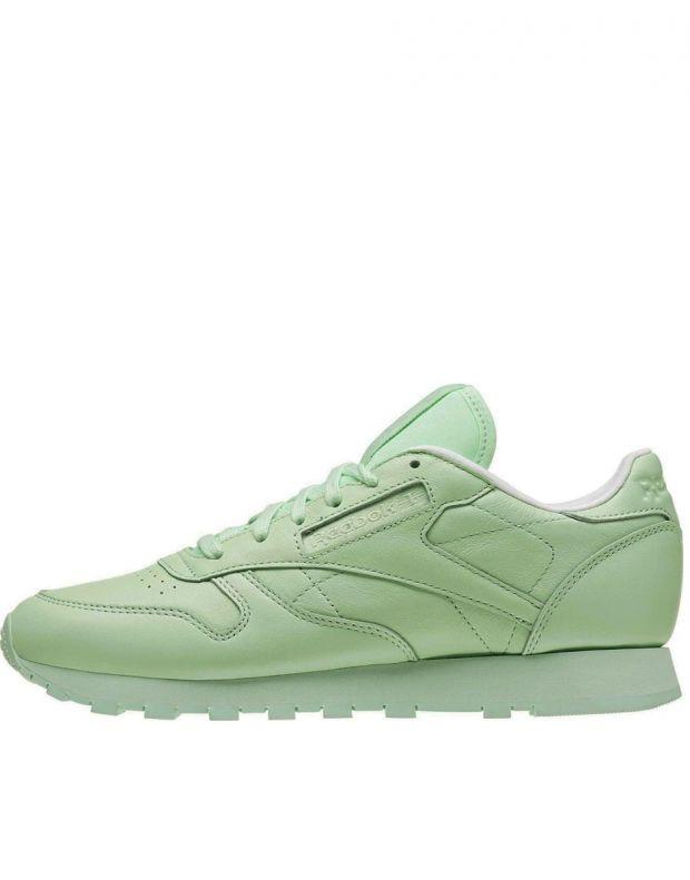 REEBOK Classic Leather Pastels Green - 1