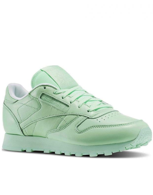 REEBOK Classic Leather Pastels Green - 2