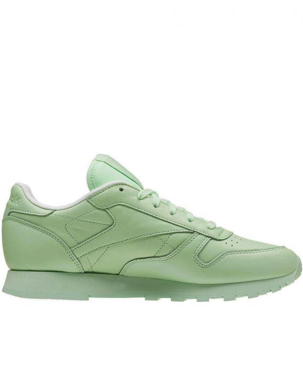 REEBOK Classic Leather Pastels Green - 3