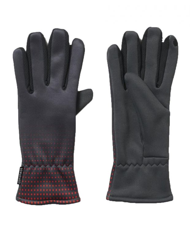 ADIDAS ClimaHeat Gloves Grey - 1