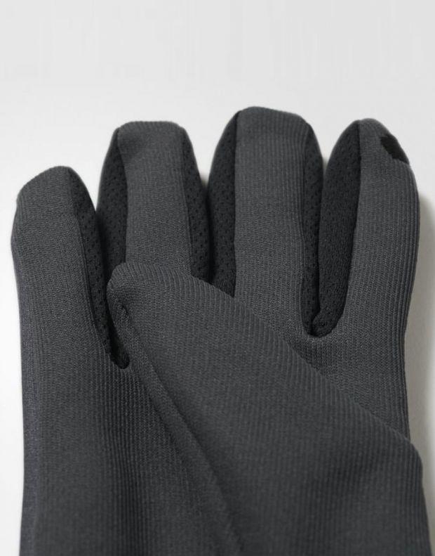 ADIDAS ClimaHeat Gloves Grey - 3