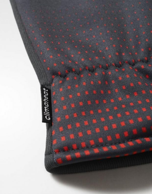ADIDAS ClimaHeat Gloves Grey - 4