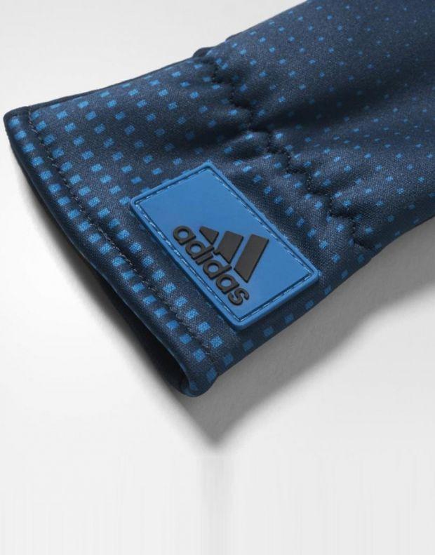 ADIDAS ClimaHeat Gloves Navy - AY8469 - 2