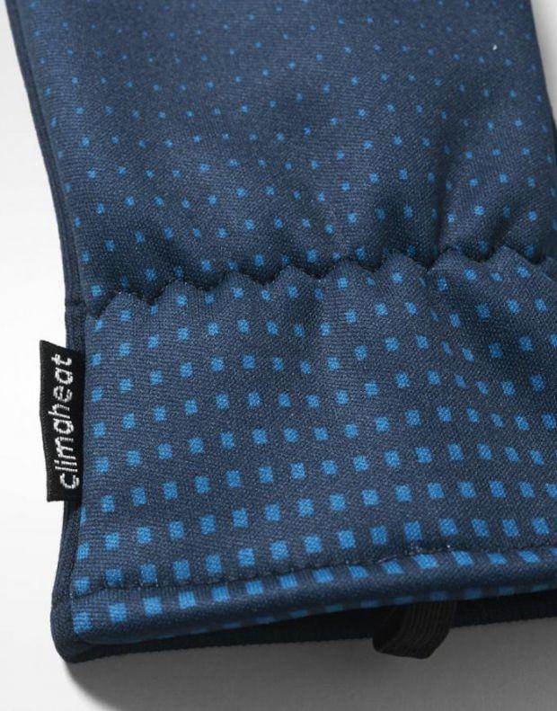 ADIDAS ClimaHeat Gloves Navy - AY8469 - 3