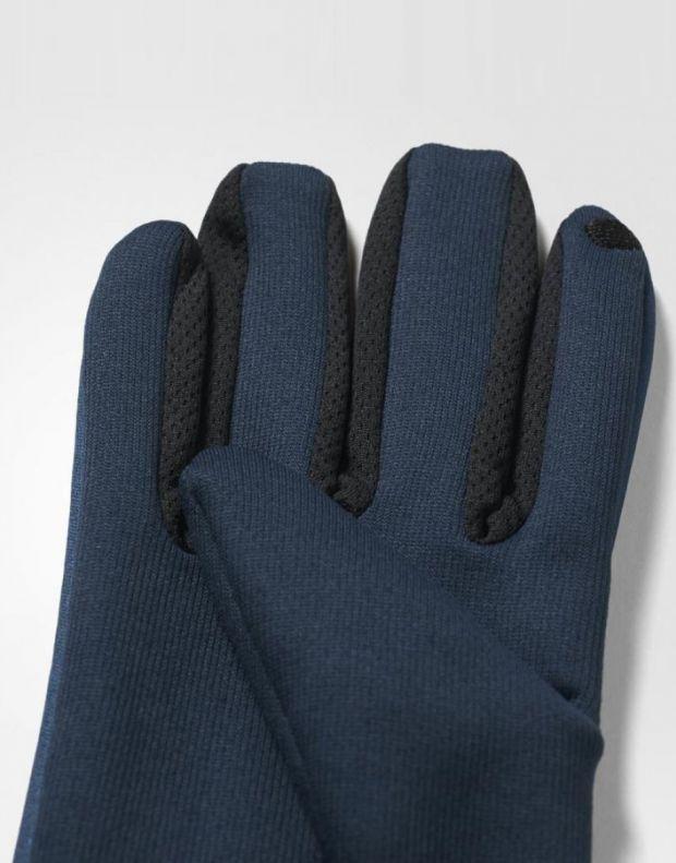 ADIDAS ClimaHeat Gloves Navy - AY8469 - 4