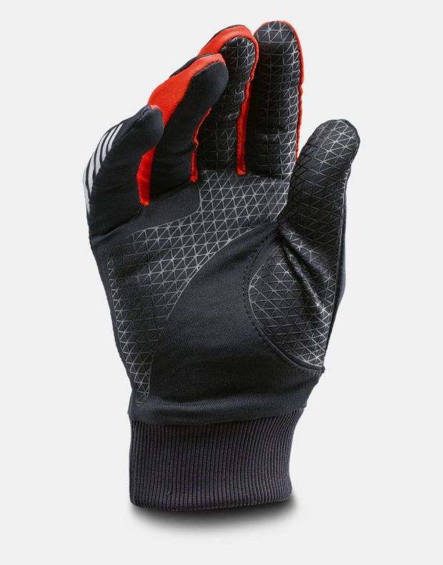 UNDER ARMOUR ColdGear Infrared Engage Run Gloves - 3