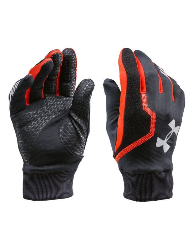 UNDER ARMOUR ColdGear Infrared Engage Run Gloves - 2