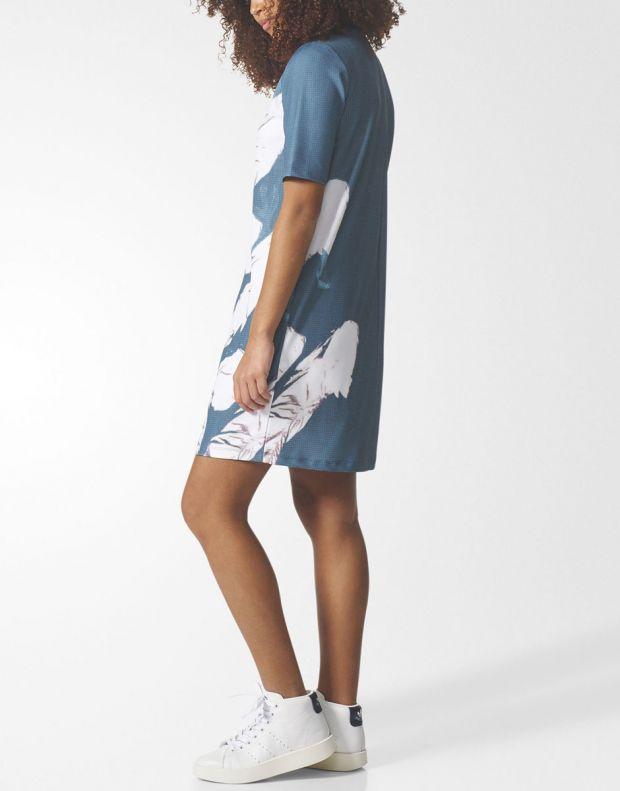 ADIDAS Collective Memories Dress Blue - BP5143 - 7