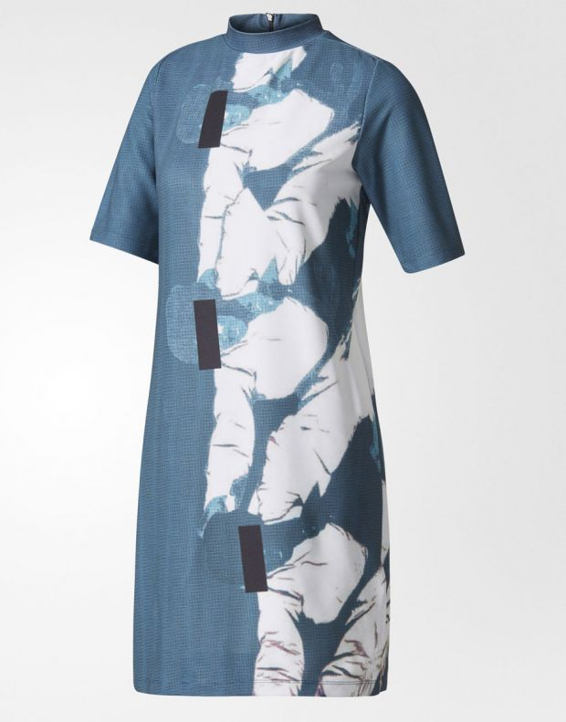 ADIDAS Collective Memories Dress Blue - BP5143 - 8