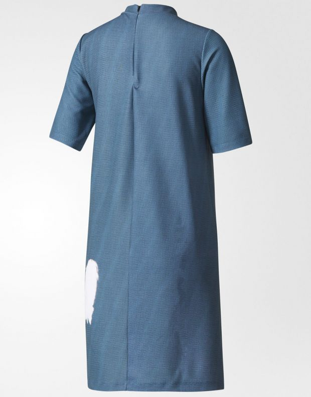 ADIDAS Collective Memories Dress Blue - BP5143 - 9