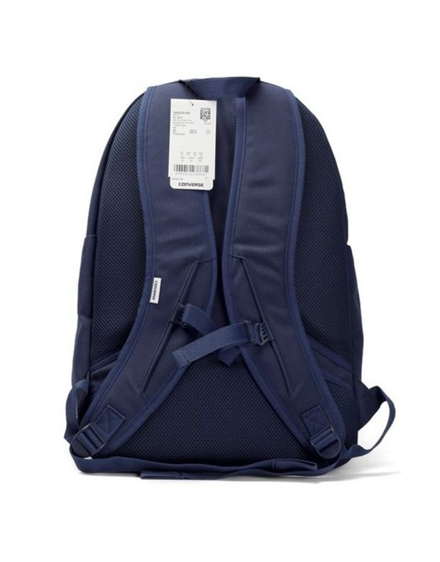 Converse Chuck Plus 1.0 Backpack Navy - 10003335-A02 - 2