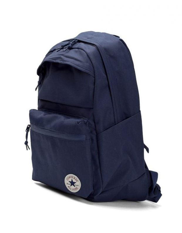 Converse Chuck Plus 1.0 Backpack Navy - 10003335-A02 - 3
