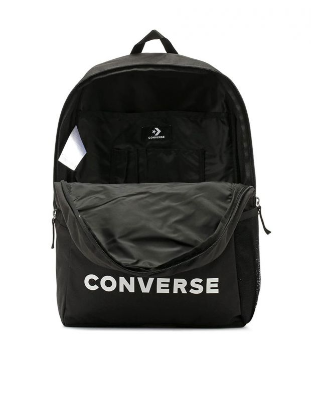 Converse Speed Backpack Black - 10008091-A01 - 4