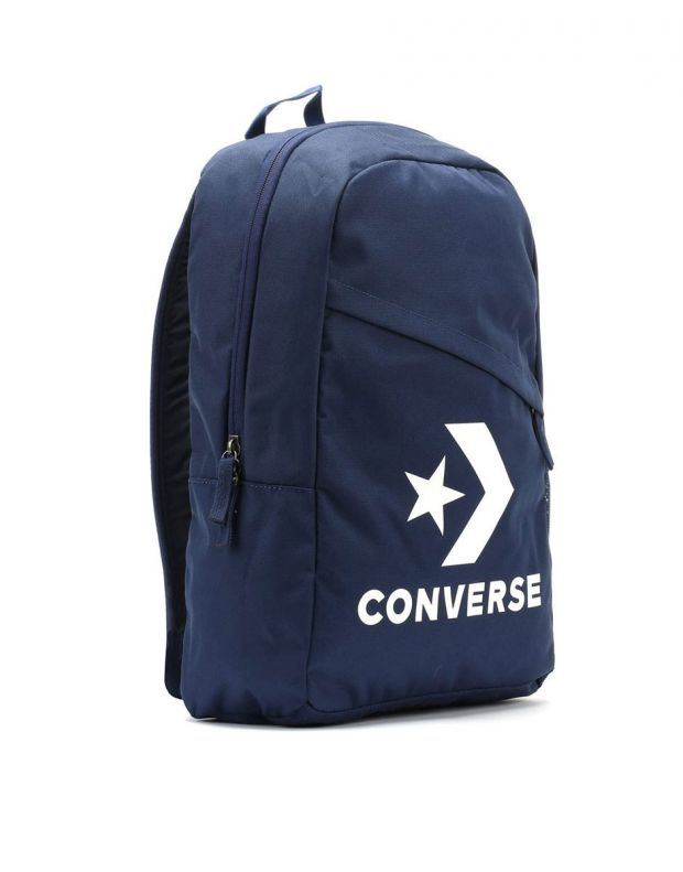 Converse Speed Backpack Navy - 10008091-A02 - 3