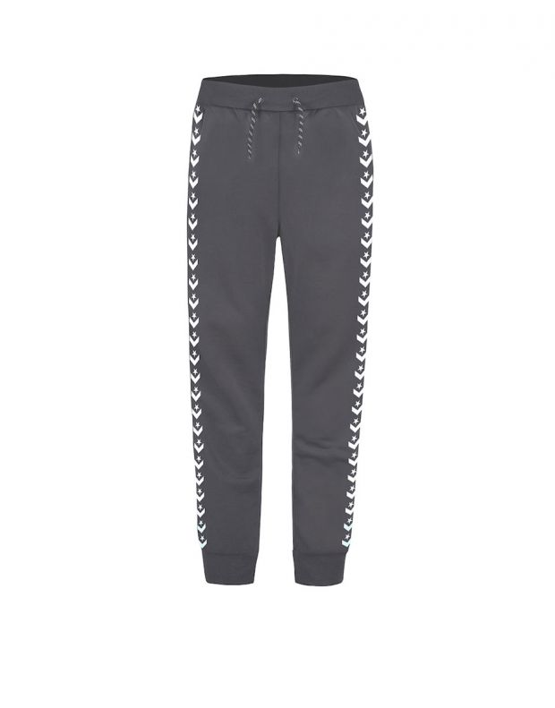 CONVERSE Tricot Taping Trackpant Grey - 968674-G1A - 1