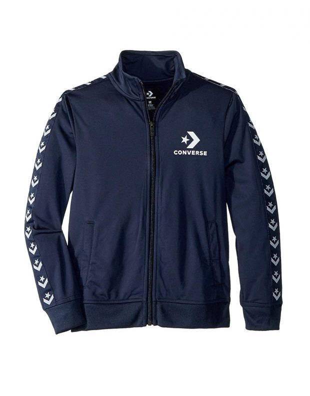 CONVERSE Tricot Taping Tracktop Navy - 968673-695 - 1