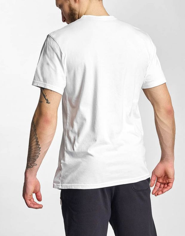 CONVERSE Core Chuck Patch Tee White - 3
