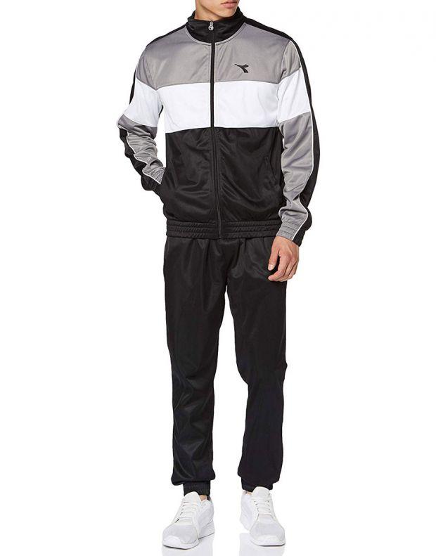 DIADORA Cuff Suit Light PL Black - 173610-80013 - 1