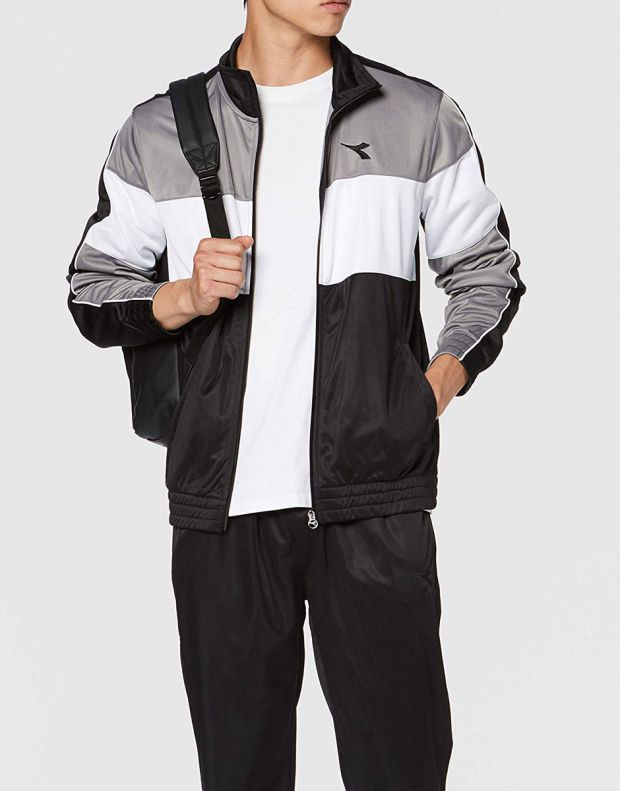 DIADORA Cuff Suit Light PL Black - 173610-80013 - 3
