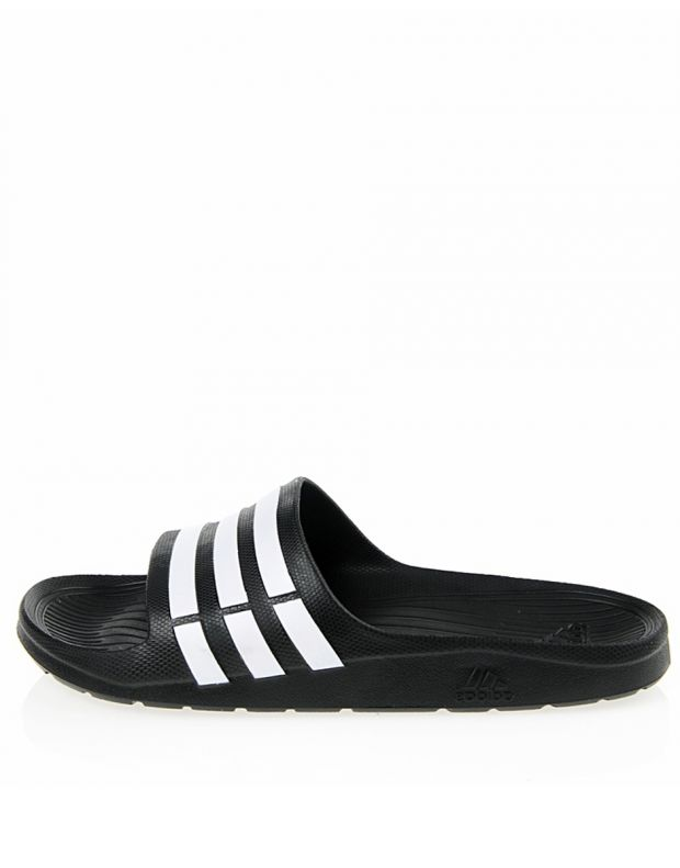 ADIDAS Duramo Slide Black/White - 1