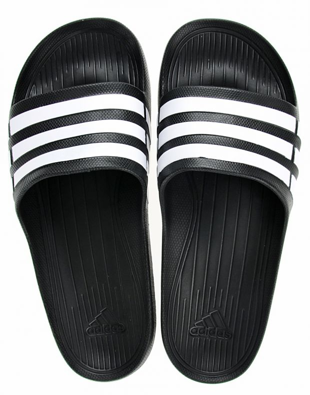 ADIDAS Duramo Slide Black/White - 3