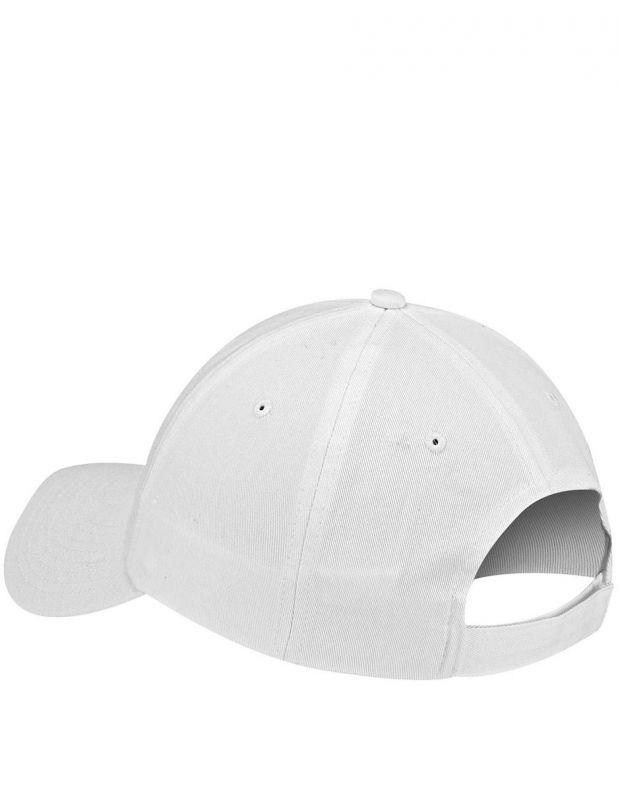 PUMA ESS Cap No1 White - 3
