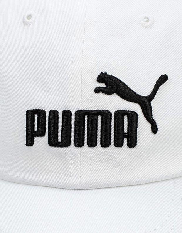 PUMA ESS Cap No1 White - 2