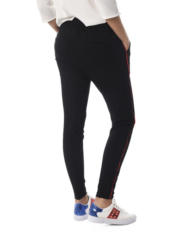 VERO MODA Eva Mr Loss String Pant Black - 2