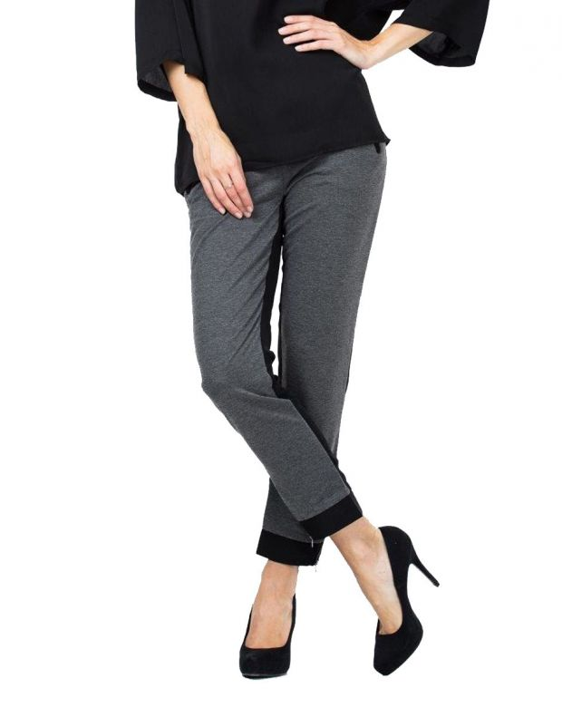 SUBLEVEL Elegant Grey Pant - 3