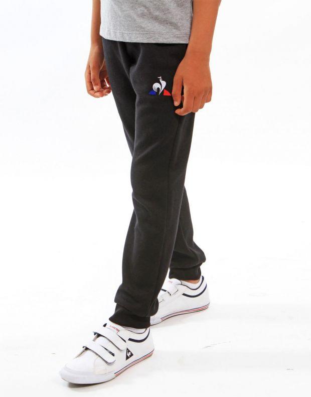 LE COQ SPORTIF Essentiels Pant Regular Black - 1