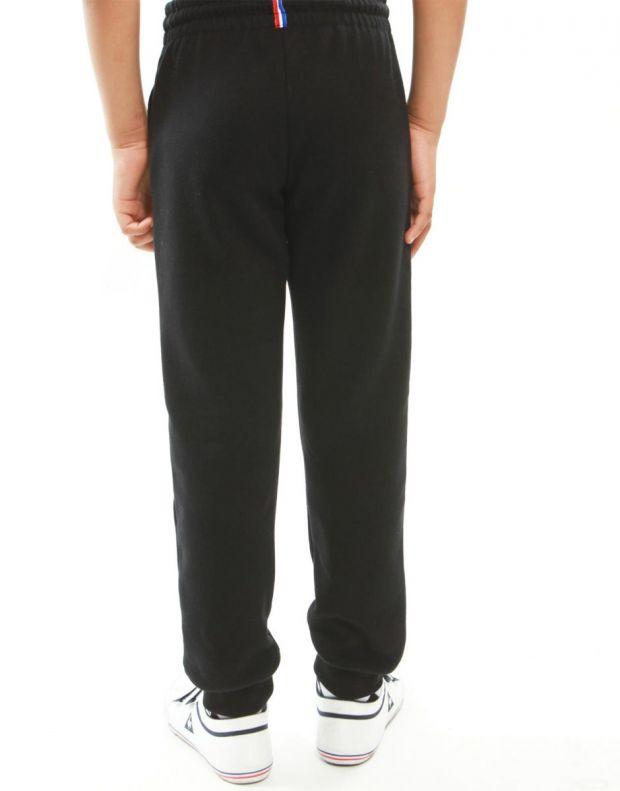 LE COQ SPORTIF Essentiels Pant Regular Black - 2