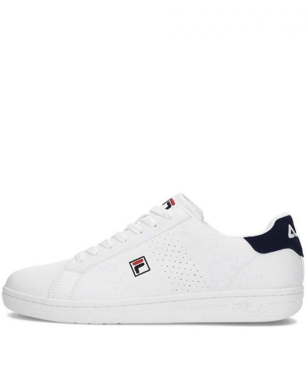 FILA Crosscourt 2 F Low White М - 1010276-98F - 1
