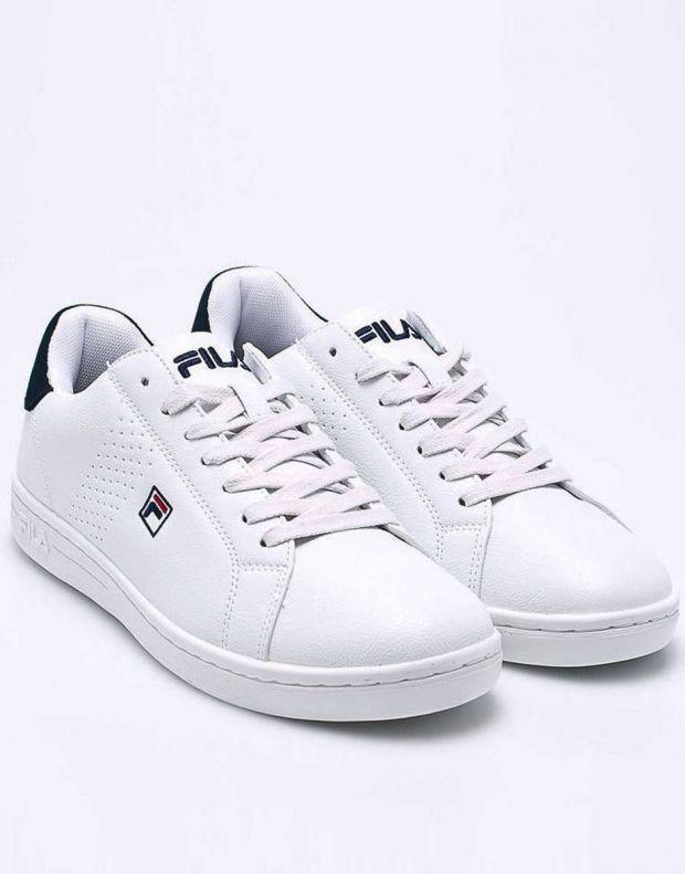 FILA Crosscourt 2 F Low White М - 1010276-98F - 3