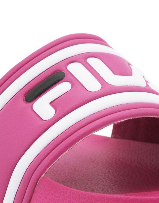 FILA Morro Bay Slipper Pink Junior - 1010934-TYM - 6