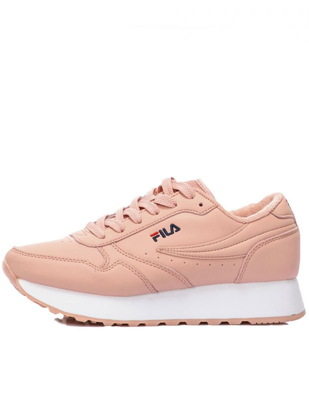 FILA Orbit Zeppa Pink - 1010311-40U - 1