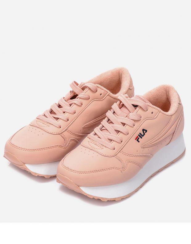 FILA Orbit Zeppa Pink - 1010311-40U - 3