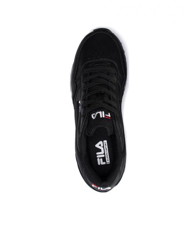 FILA Orbit Zeppa Stripe Black B - 1010667-11V - 5