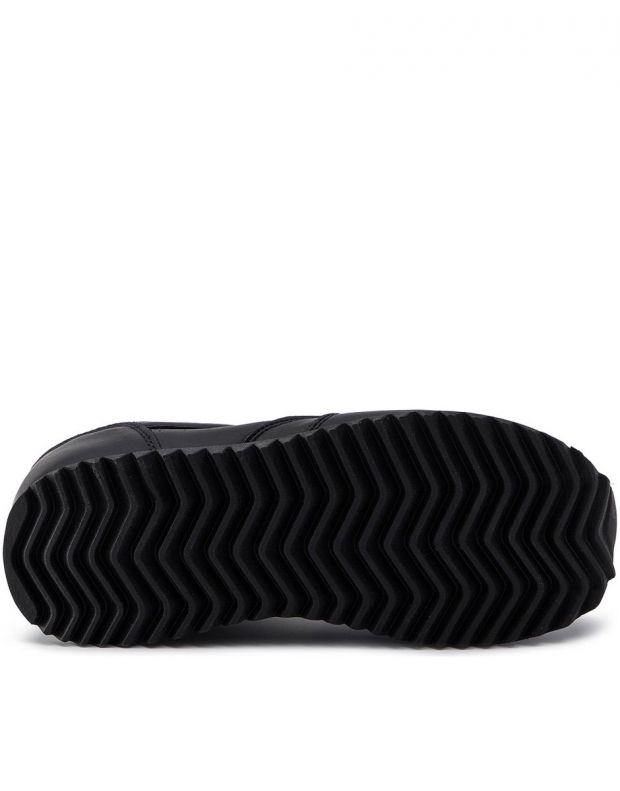 FILA Orbit Zeppa Stripe Black W - 1010667-11W - 6