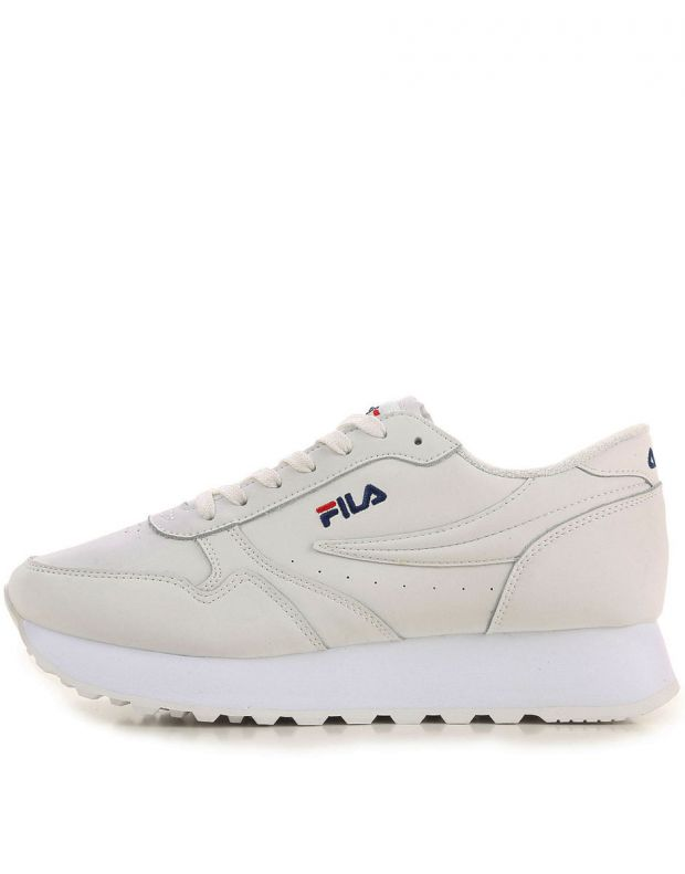 FILA Orbit Zeppa White - 1010311-1FG - 1