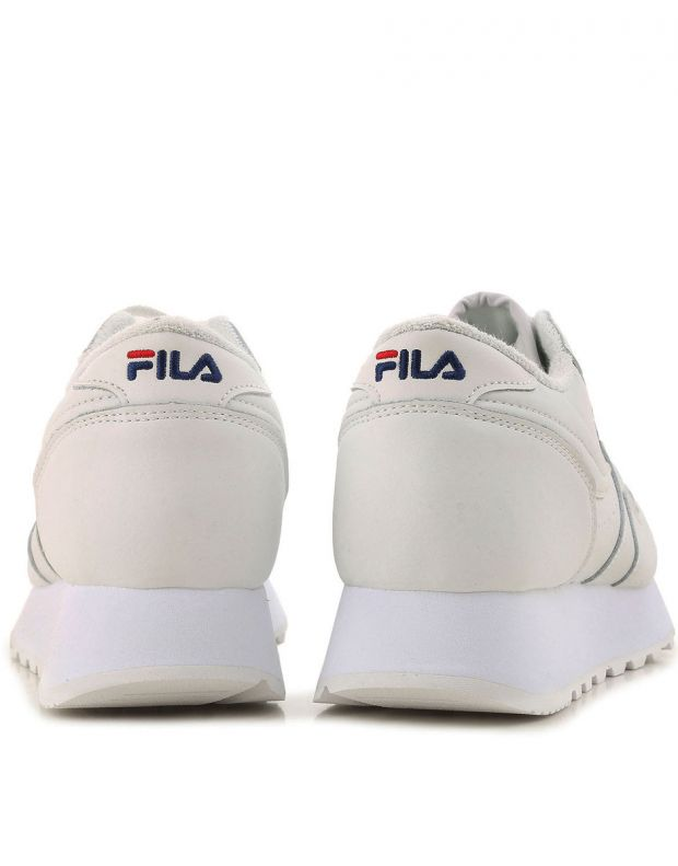 FILA Orbit Zeppa White - 1010311-1FG - 4