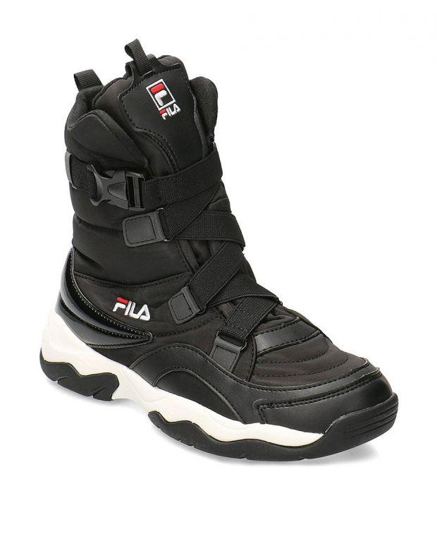 FILA Ray Neve Boot Black - 1010766-25Y - 4