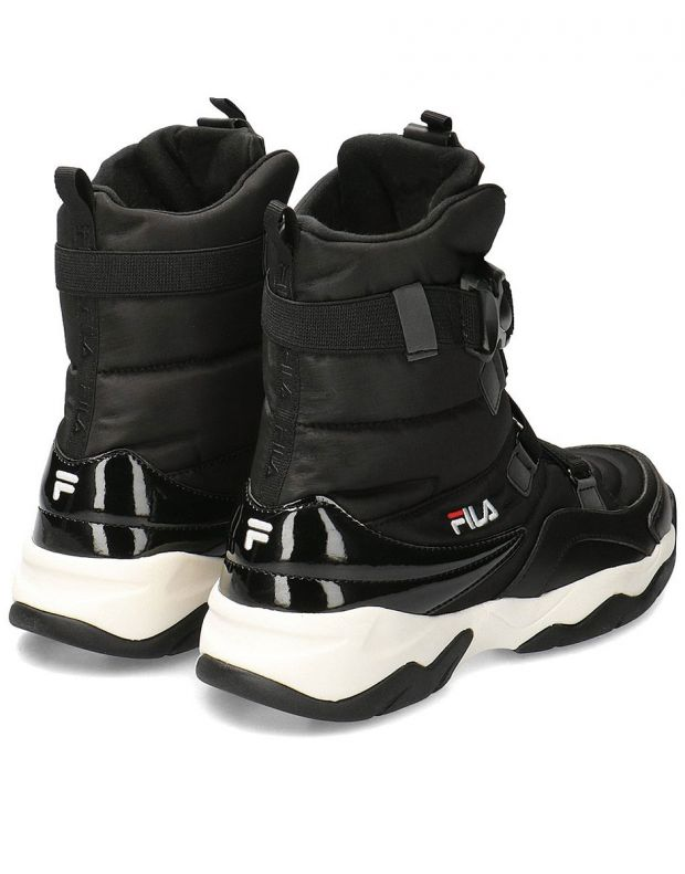 FILA Ray Neve Boot Black - 1010766-25Y - 5