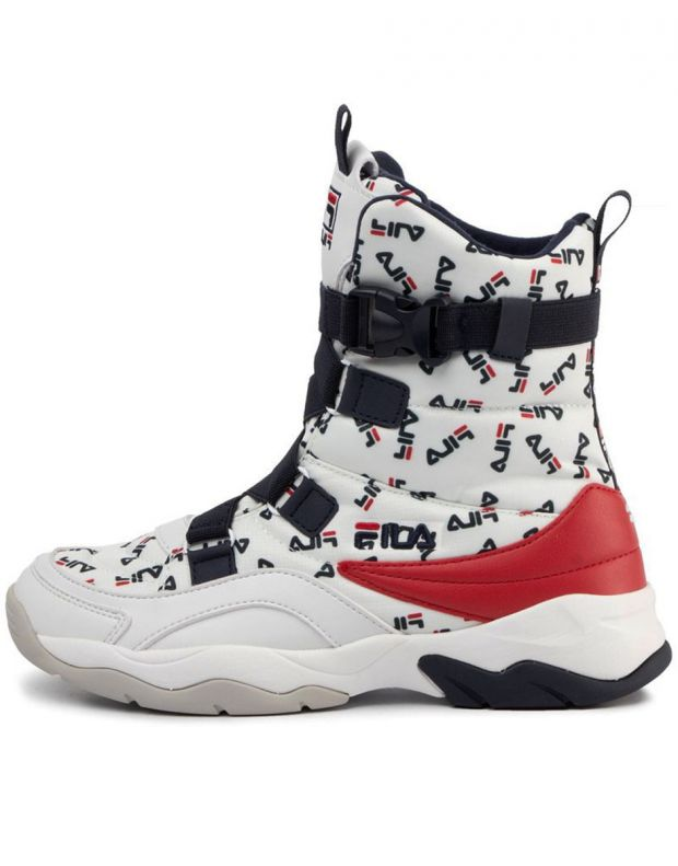 FILA Ray Neve Boot White - 1010766-1FG - 1