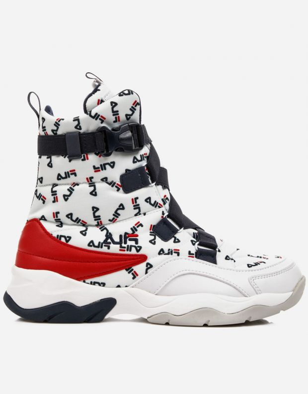 FILA Ray Neve Boot White - 1010766-1FG - 2