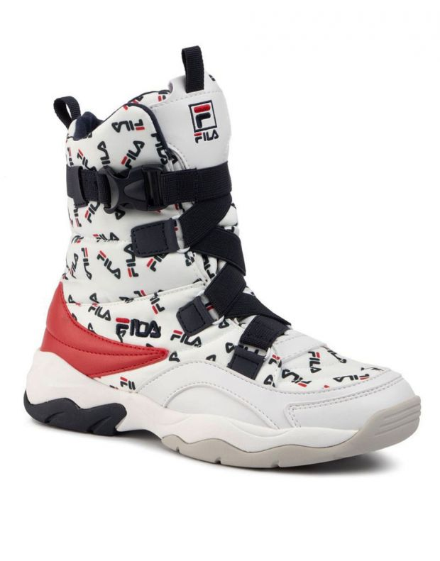 FILA Ray Neve Boot White - 1010766-1FG - 3