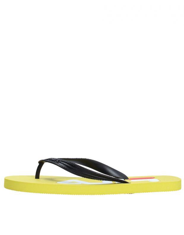 FILA Troy Slipper Men Yellow - 1010288-60K - 1