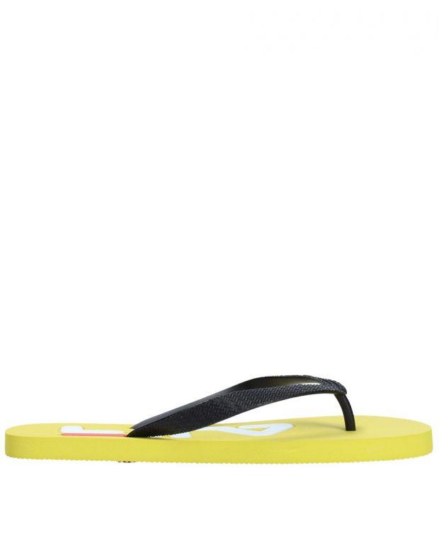 FILA Troy Slipper Men Yellow - 1010288-60K - 2